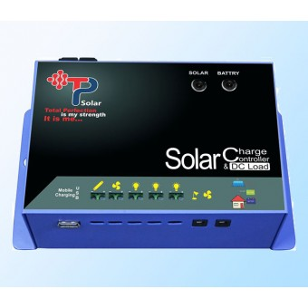 Solar DC Load Management
