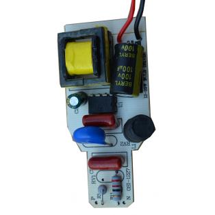LED Bulb Driver 15W, 4k surge