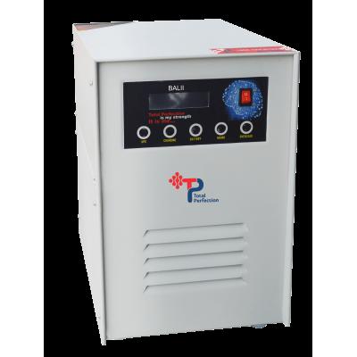 High Capacity Pure Sine Wave 2.5 kVA, 48V Static UPS