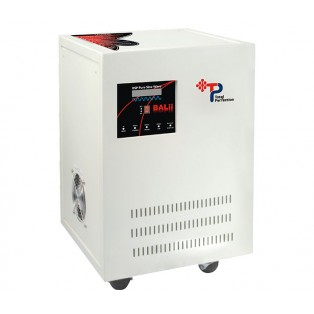 High Capacity Pure Sine Wave 2.5 kVA, 36V Static UPS