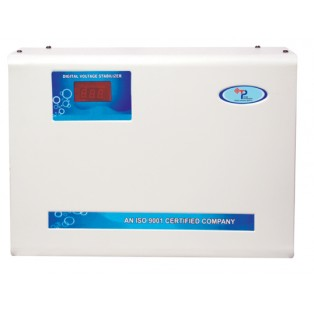 Stabilizer for 1 ton AC 9 Amp., 3kVA, 130-290, TPA-313