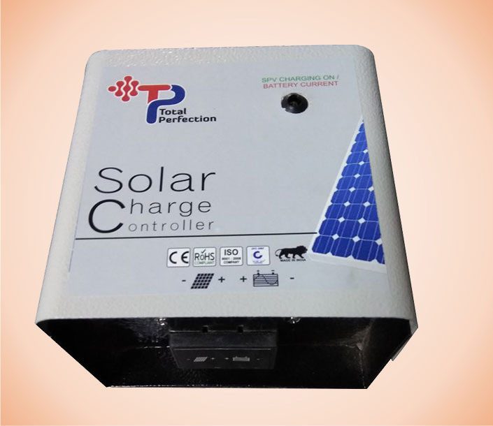 Solar Charge Controller (MPPT)